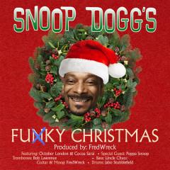 Funky Christmas - Snoop Dogg, October London, Cocoa Sarai
