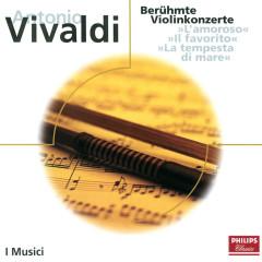 Vivaldi: Berühmte Violinkonzerte