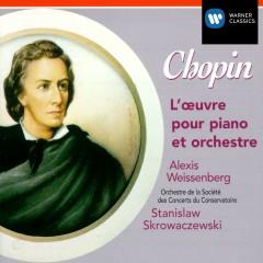 Chopin: Piano Concertos Nos 1, 2 & Concertante Works - Alexis Weissenberg