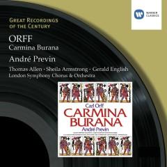 Orff: Carmina Burana - Sheila Armstrong