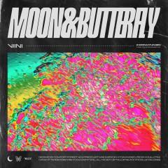 Moon & Butterfly