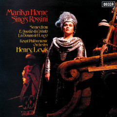 Marilyn Horne sings Rossini - Marilyn Horne, Royal Philharmonic Orchestra, Henry Lewis