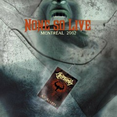 None So Live (Live) - Cryptopsy