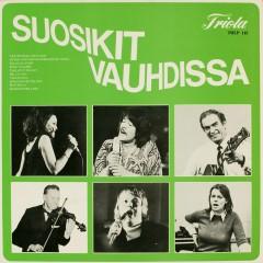 Suosikit vauhdissa - Various Artists