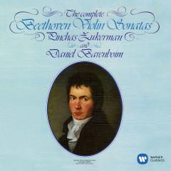 Beethoven: The Complete Violin Sonatas - Daniel Barenboim, Pinchas Zukerman