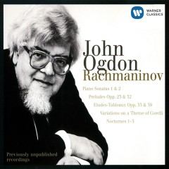 Rachmaninov Piano Works - John Ogdon