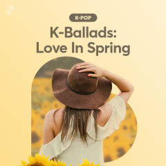 K-Ballads: Love In Spring - Various Artists