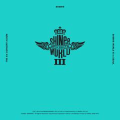 SHINee THE 3rd CONCERT ALBUM 'SHINee WORLD Ⅲ in SEOUL' (Live) - SHINee