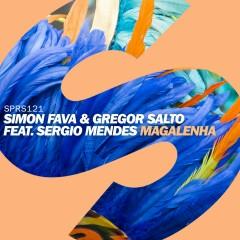 Magalenha (feat. Sergio Mendes) - Simon Fava, Gregor Salto, Sergio Mendes