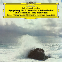 Mendelssohn: Symphony No.3, Hebrides Overture (Live) - Israel Philharmonic Orchestra, Leonard Bernstein