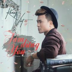 Tạm Dừng Yêu (Single) - Khang Việt