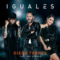 Iguales - Diego Torres,Lali,Wisin