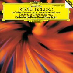 Ravel: Boléro; Pavane pour une infante défunte; Daphnis et Chloë (2e Suite) - Orchestre de Paris, Daniel Barenboim