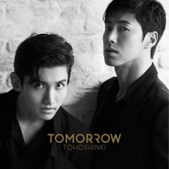 Tomorrow (Japanese) - DBSK