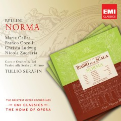 Bellini: Norma - Tullio Serafin
