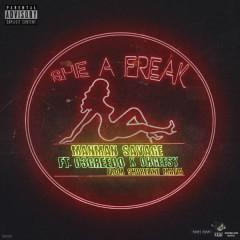 She A Freak (Single)