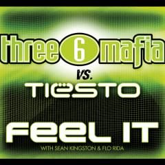 Feel It - Three 6 Mafia, Tiësto