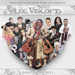 Abel Visconti: Dúos Que Llevo en el Alma Y el Corazón (Volumen I) - Los Visconti