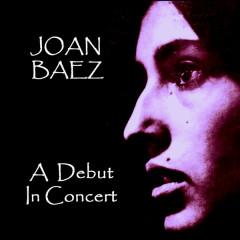 A Debut in Concert - Joan Baez