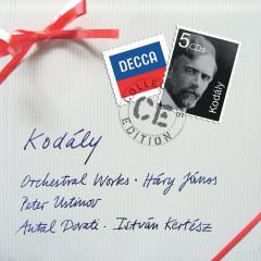 Kodaly: Orchestral Works - London Symphony Orchestra, Philharmonia Hungarica, István Kertész, Antal Doráti