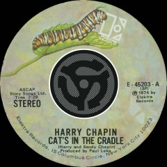 Cat's In The Cradle / Vacancy [Digital 45] - Harry Chapin
