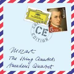 Mozart, W.A.: The String Quartets - Amadeus Quartet