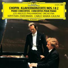 Chopin: Piano Concerto nos. 1 & 2 - Krystian Zimerman, Los Angeles Philharmonic, Carlo Maria Giulini