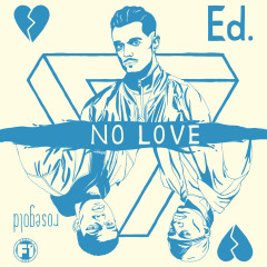 No Love - Ed., rosegold