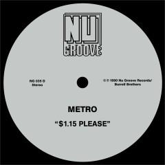 $1.15 Please - Metro