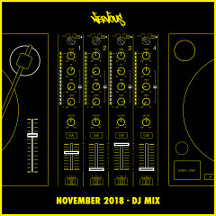 Nervous November 2018: DJ Mix - Various Artists