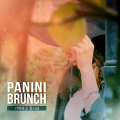 Do You Remember - Panini Brunch