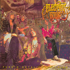 Funk-O-Metal Carpet Ride - Electric Boys
