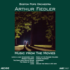 Music from the Movies - Boston Pops Orchestra, Arthur Fiedler
