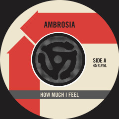 How Much I Feel / Ready for Camarillo - Ambrosia