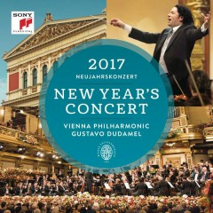 New Year's Concert 2017 / Neujahrskonzert 2017 - Gustavo Dudamel,Wiener Philharmoniker