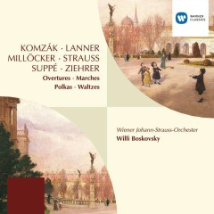 Boskovsky conducts Walzes, Polkas, Overtures and Marches - Willi Boskovsky