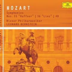 Mozart: Symphonies Nos.35, 36 & 40 - Wiener Philharmoniker, Leonard Bernstein
