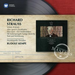Richard Strauss: Tone Poems - Rudolf Kempe