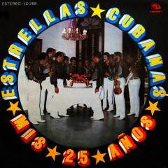 Mis 25 (Remasterizado) - Orquesta Estrellas Cubanas