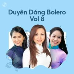 Duyên Dáng Bolero Vol. 8 - Hoàng Châu, Lê Như, Phương Thùy