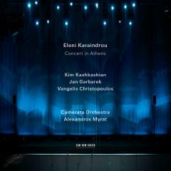 Concert In Athens (Live In Athens / 2010) - Eleni Karaindrou, Jan Garbarek, Kim Kashkashian, Vangelis Christopoulos