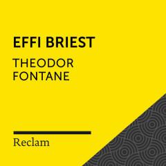Fontane: Effi Briest (Reclam Hörbuch) - Teil 3 - Reclam Hörbücher,Hans Sigl,Theodor Fontane