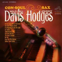 Con-Soul and Sax - Wild Bill Davis,Johnny Hodges