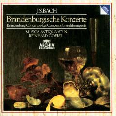 Bach, J.S.: Brandenburg Concertos - Musica Antiqua Koln, Reinhard Goebel