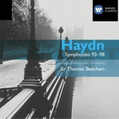 Haydn: Symphonies 93-98 - Sir Thomas Beecham, Royal Philharmonic Orchestra