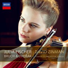 Bruch & Dvorak Violin Concertos - Julia Fischer, Tonhalle Orchester Zurich, David Zinman