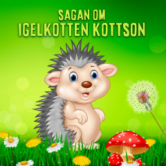 Sagan om igelkotten Kottson - Bert-Åke Varg