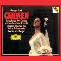 Bizet: Carmen - Agnes Baltsa, Jose Carreras, José van Dam, Katia Ricciarelli, Berliner Philharmoniker