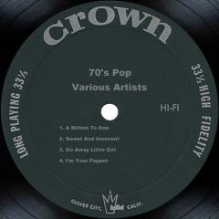 70's Pop - Various Artists