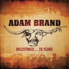 Milestones…20 Years - Adam Brand